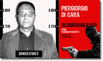 Piergiorgio Di Cara - Un commissario in nero